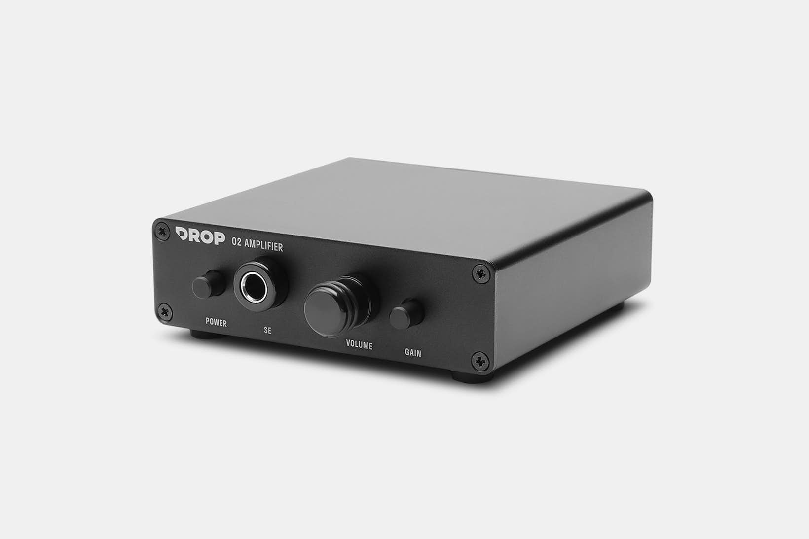 Drop O2 Headphone Amplifier